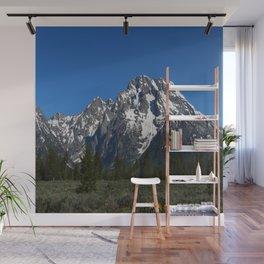 Beautiful Grand Teton View Wall Mural