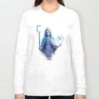jack frost Long Sleeve T-shirts featuring Jack Frost by franzkatter