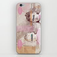 creepy iPhone & iPod Skins featuring creepy by Outgoing Hikikomori