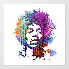 God Experience - 002 Canvas Print