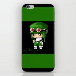 Chibi Zazu iPhone Skin