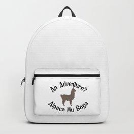 Alpaca My Bags Backpack