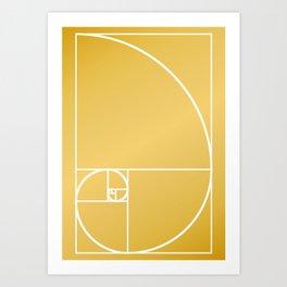 That's Golden II Art Print