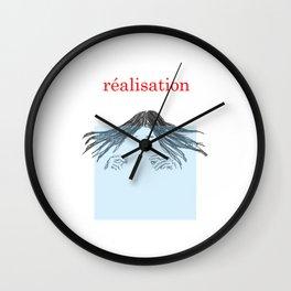 réalisation Wall Clock