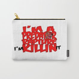 Krewella Lyric TYPE DESIGN Carry-All Pouch