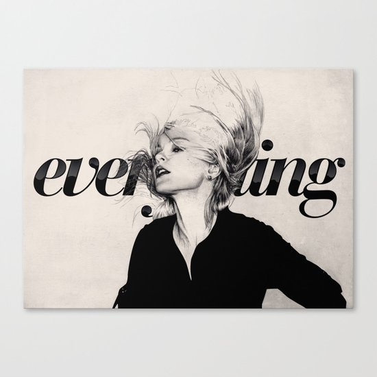 Everything Canvas Print