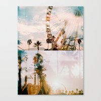 coachella Canvas Prints featuring Coachella by Tosha Lobsinger is my Photographer