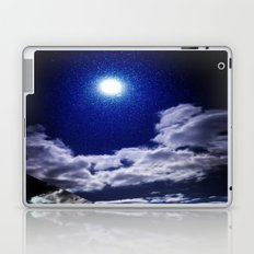 Signs in the Sky Collection I- in its original deep blue Laptop & iPad Skin