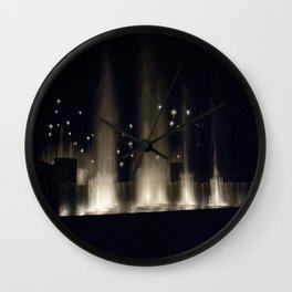 Longwood Gardens Christmas Series 30 Wall Clock