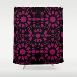 Gothic Arabesque Shower Curtain