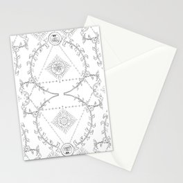 The Alchemist's Stationery Cards