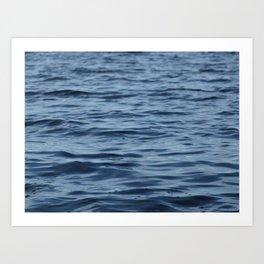Water A Art Print