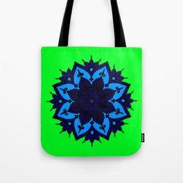 Kids Mandala Anahata Tote Bag