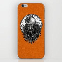 Blackbeard iPhone Skin
