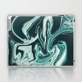 "ABSTRACT LIQUIDS XXXIV ""34"" Laptop & iPad Skin"