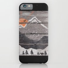 Into the Grey... Slim Case iPhone 6s