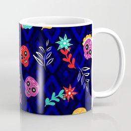 Fiesta Skulls #society6 #skulls Coffee Mug