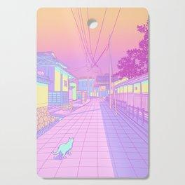 Kyoto Cats Cutting Board
