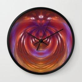 The Goddess of Infinite Power Wears Chromosomes... Wall Clock
