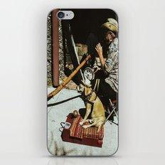 Didgeridoo and Dog iPhone & iPod Skin