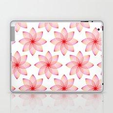 Gradient Strings Blossoms Laptop & iPad Skin