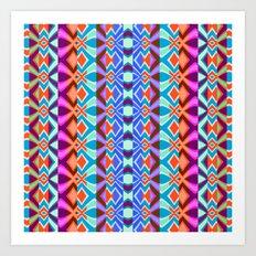 Mix #119 Art Print