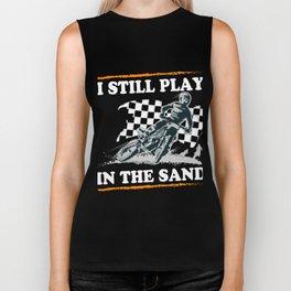 Motocross T-Shirt For Dirt Bike Lover. Biker Tank