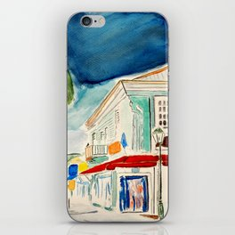 Street in Louisiana iPhone Skin