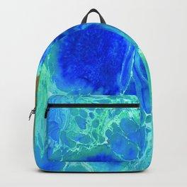 Swirling Sea 3 Backpack