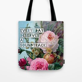soundtrack Tote Bag