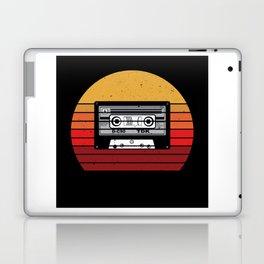 Retro Vintage Radio Casette Gift Idea Design Laptop & iPad Skin