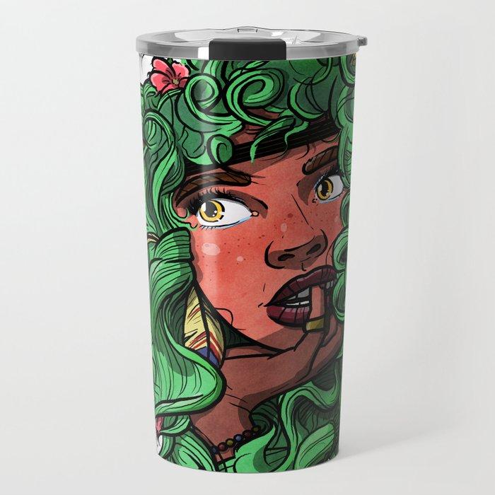 Earth Gypsy Travel Mug