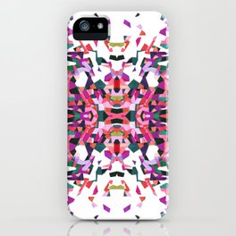 Beethoven abstraction iPhone Case