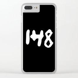 IH8 Clear iPhone Case
