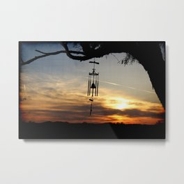 Chime In Metal Print