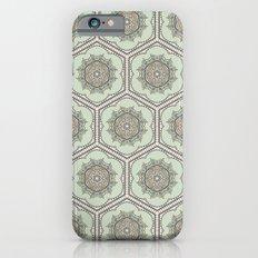 Hexaflower iPhone 6 Slim Case