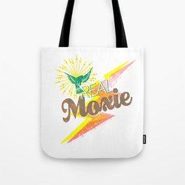 Real Moxie Tote Bag