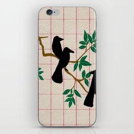 A murder iPhone Skin