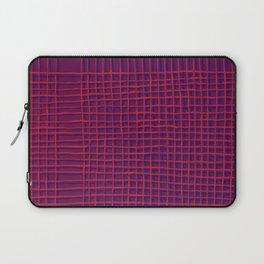 Left - purple Laptop Sleeve