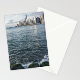 Lower Manhattan NYC Stationery Cards
