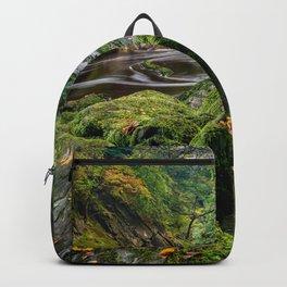 Fairy Glen Snowdonia Backpack