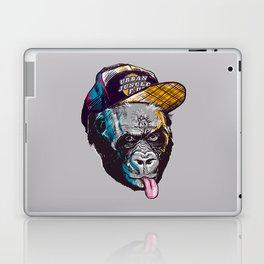 Gorillas Thinkers of the Urban Jungle Laptop & iPad Skin