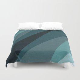 Six Shades of Sea Duvet Cover