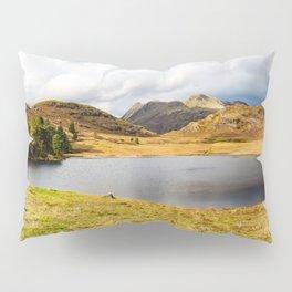Blea Tarn in the English Lake District Pillow Sham