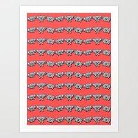 koalar roll Art Print