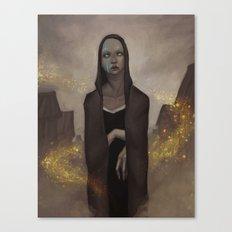 Personal Death Canvas Print