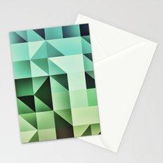 :: geometric maze III :: Stationery Cards