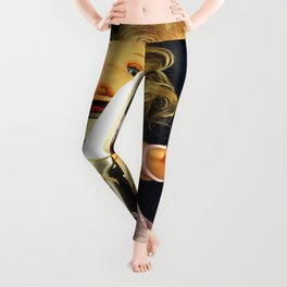 Miss Merry Sunshine Leggings