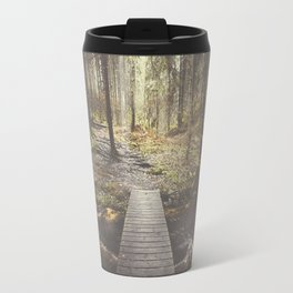My home, the forest Travel Mug