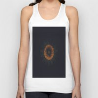 golden Tank Tops featuring Golden by Jane Lacey Smith